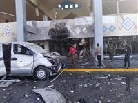 イエメン爆発 暫定政権は「卑劣なテロ」と非難 110人負傷
