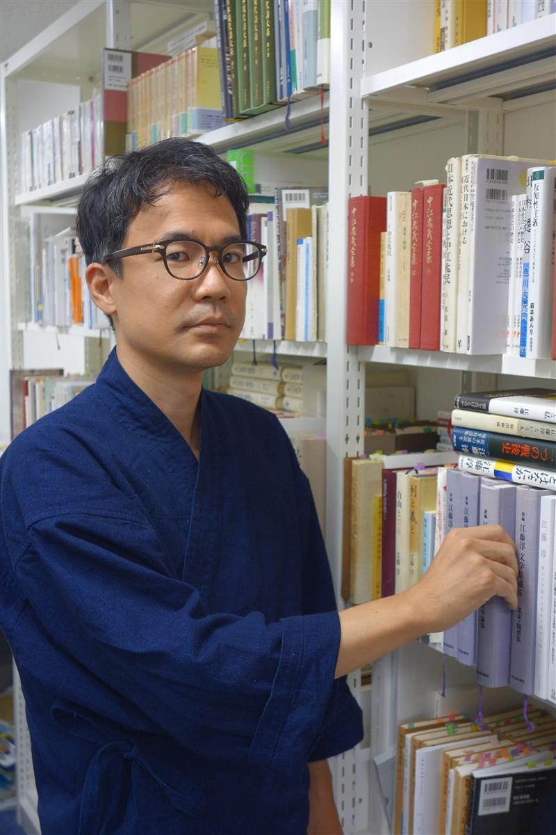 先崎彰容・日本大教授
