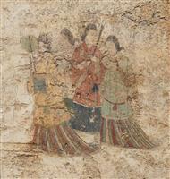 高松塚、キトラ両壁画を2月6日から公開 文化庁