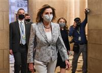 【バイデン次期政権】米議会の新会期始まる ペロシ下院議長が再任