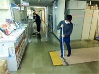 【from和歌山】田辺市役所の掃除は職員の手で