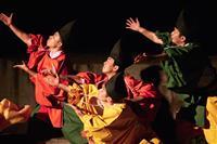 【鑑賞眼】日本舞踊Neo「地水火風空 そして、踊」 天下泰平祈る令和の三番叟