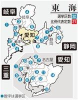 【2021衆院選】各県の情勢・西日本 大阪・都構想否決で再起図る維新