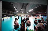【春高バレー速報】(2)女子は東九州龍谷が準々決勝進出 男子は石川工が鎮西を撃破