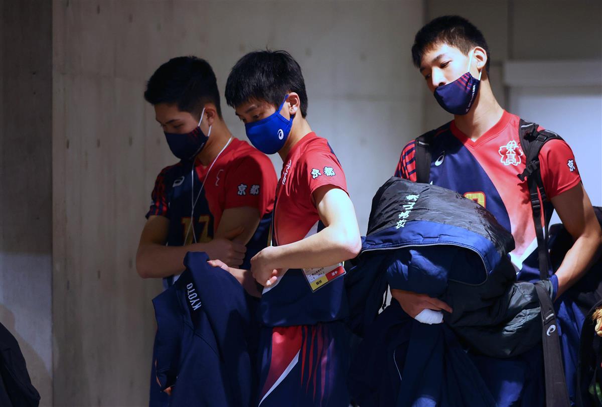 東山、涙の欠場で連覇ならず 春高バレー、男子選手感染 - 産経ニュース
