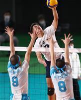 【春高バレー速報】(完)男子の市尼崎がシードを撃破 女子は古川学園が4強