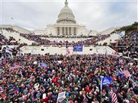 トランプ氏支持者扇動 共和党に離反の動き