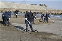 不明者の手掛かり求め捜索 東日本大震災9年10カ月