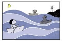 【家族がいてもいなくても】(673)漂泊の思い、なおやまず