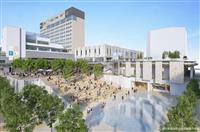 JR宇都宮駅東口のコンベンション施設、完成3年前に使用予約開始