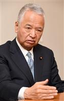 【呑牛之気 年男年女】自民・甘利明税調会長 デジタル化 航路切り開いた