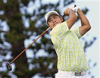 松山は8打差37位 パット不調 米男子ゴルフ第1日
