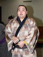 鶴竜、大相撲初場所を休場へ 3月の春場所が進退場所に 「引退をかけて頑張る」