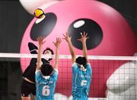 エース柳北爆発 東福岡が5大会ぶり決勝