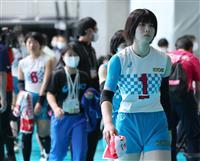 春高バレーの女子優勝戦線に異変 東京勢、現行方式で初めて8強に残れず