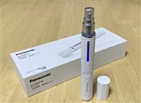 パナソニックが2月に携帯除菌スプレー発売 「ジアイーノ」と同じ次亜塩素酸生成