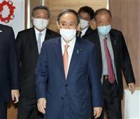 菅首相、小池氏ら4都県知事と意見交換へ