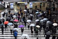 「コロナに慣れ」「テレワーク困難」朝の大阪駅 通勤客はどう考える