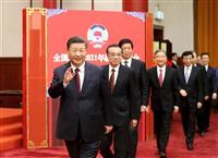 【社説検証】年頭の社説 民主主義の後退に危機感 「中国にこびるな」と産経