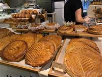 【大森由紀子のスイーツの世界】ガレット・デ・ロワ 新年のお楽しみのパイ