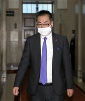 維新・遠藤氏 国会議員への「質問取り」改善求める