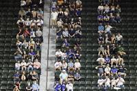 大リーグ今季は有観客か 人数限定でOP戦から実施も