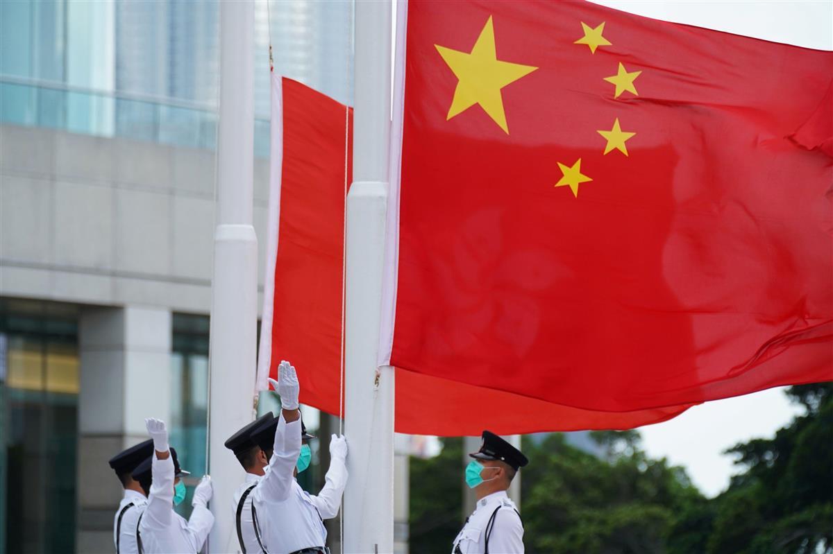 中国国旗(ロイター)