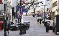 韓国就業者11年ぶり減 20年、新型コロナ影響