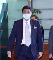 日英防衛相テレビ会談 岸氏、英空母の東アジア展開歓迎