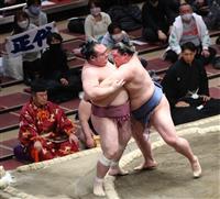 正代、ヒヤリ4勝目「勝てているからいいかな」 大相撲初場所