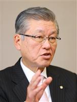 【新春 直球緩球】東京ガス・内田高史社長 再生エネ 洋上風力発電に力