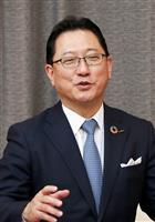 【新春直球緩球】日本電産・関潤社長 EVモーターの普及進める