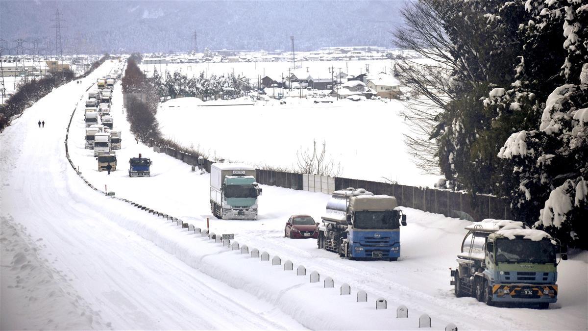 情報 ネット 福井 雪 道