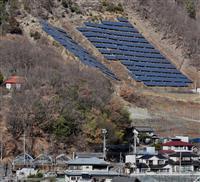 【深層リポート】山梨県「日本一の規制条例」目指す 環境破壊懸念の太陽光発電