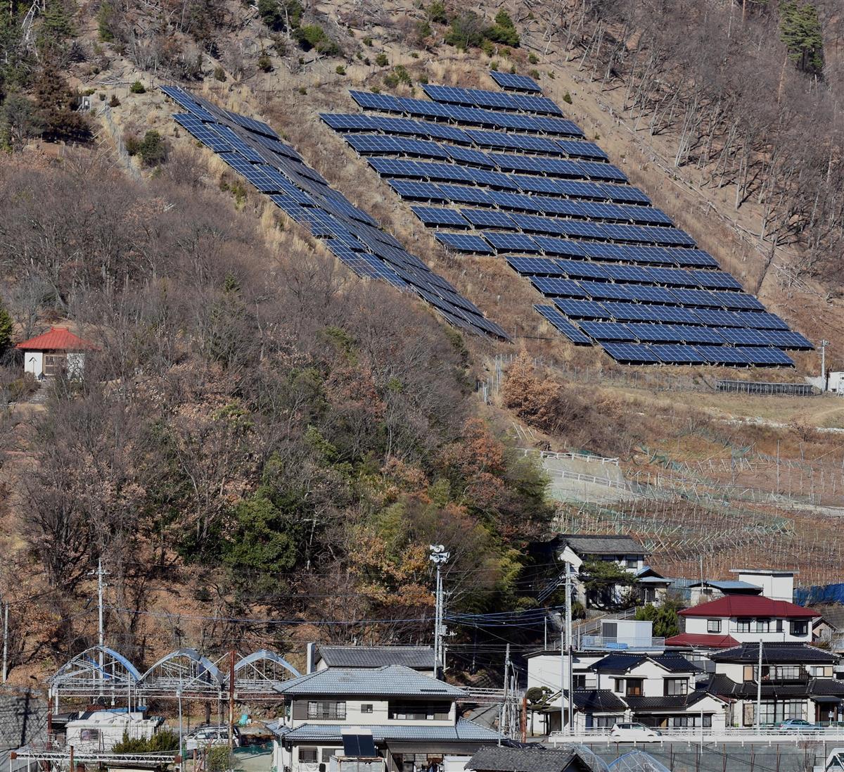 【深層リポート】山梨県「日本一の規制条例」目指す 環境破壊懸…