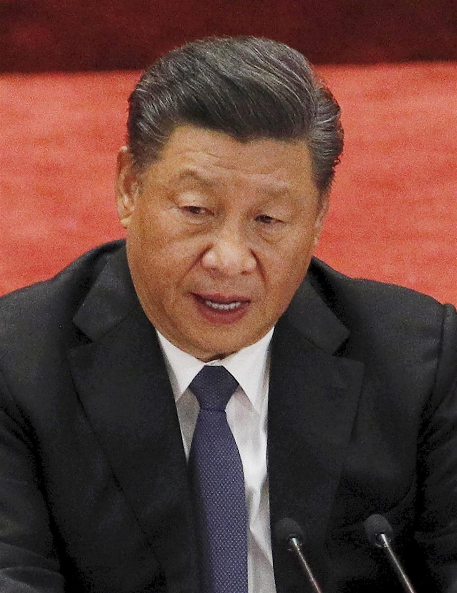 中国の習近平国家主席(AP)