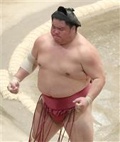 大栄翔、8連勝に「すごい気分良い」 冷静さも忘れず