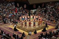 前半戦終え…65力士が休場「緊張感もって一丸に」 大相撲初場所