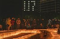 【阪神大震災26年】「命と絆、大切に」 紙灯籠に決意のメッセージ
