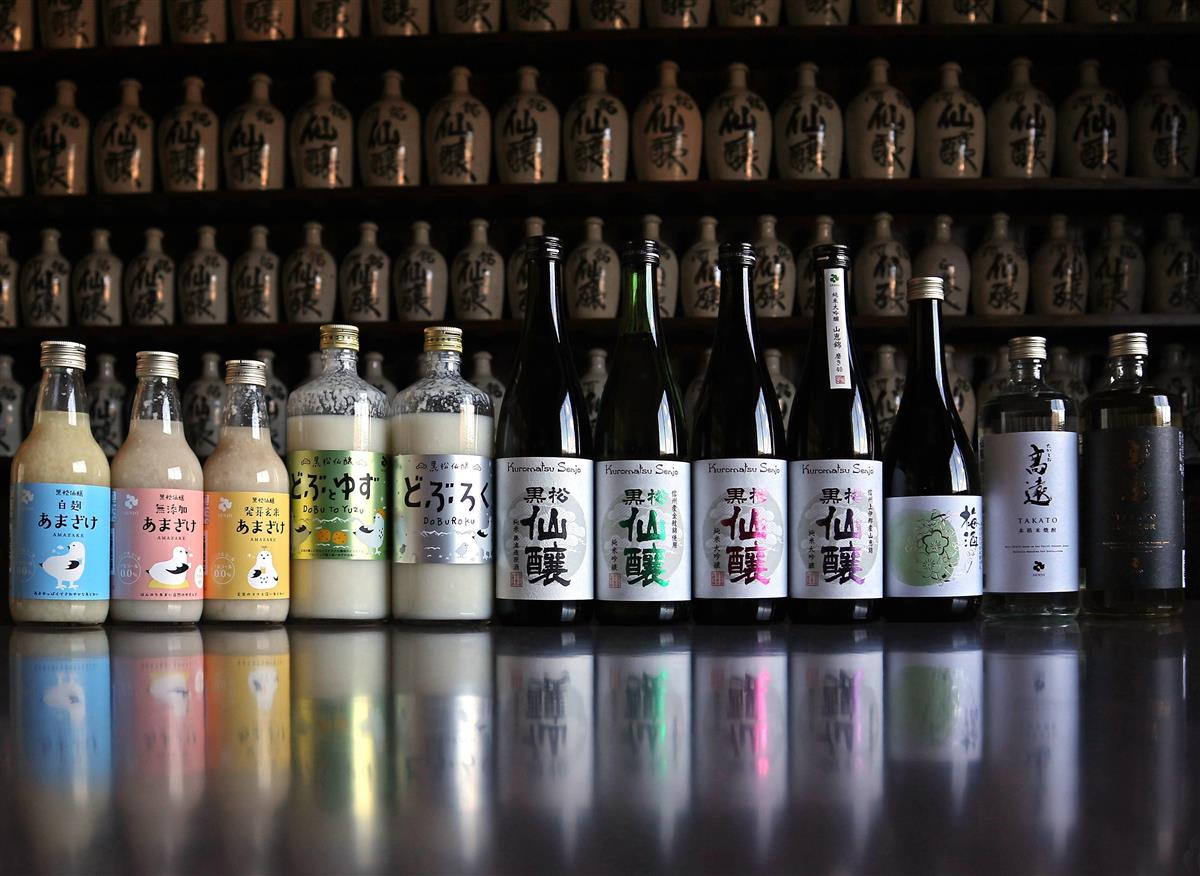 【酒の蔵探訪】仙醸(長野県伊那市) 米発酵商品で里山と健康守…