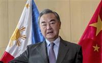 「偽の多国間主義」反対、中国外相、日米豪印批判か