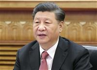 中国、昨年のGDP2・3%増 44年ぶり低成長