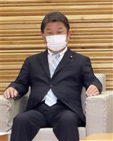 自民外交部会が韓国非難決議「常軌を逸脱」 茂木外相に提出