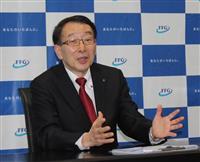 【九州・山口 新年インタビュー】「取引先の構造改革を支援」 柴戸隆成・ふくおかFG社長
