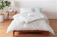 西川のキレイなふとん メディックピュア 菌の増殖を抑える制菌加工の衛生寝具