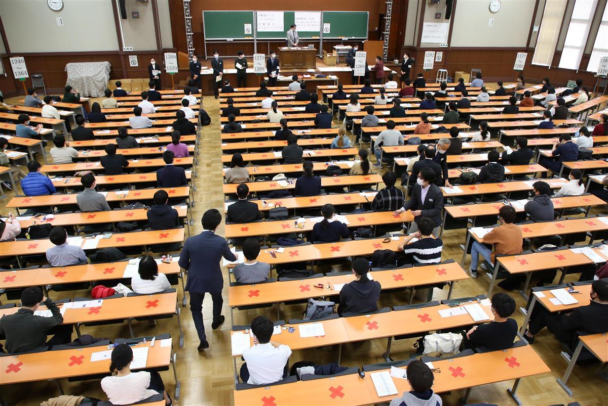 共通テスト 第1日程の追試験対象者は1729人 再試験は11…
