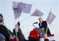 【動画あり】トランプ氏が演説「再び戻る」 大統領就任式は出席せずフロリダへ
