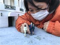 東武ワールドスクウェアにバイデン米大統領の人形