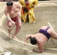 大栄翔、薄氷の10勝目「最後まで諦めなくてよかった」 大相撲初場所