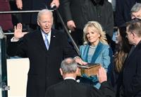 バイデン米大統領就任演説全文(下) 「同盟を修復する」「世界の灯台に」